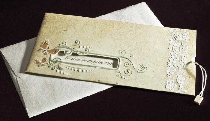 Invitatie de nunta cod 30211