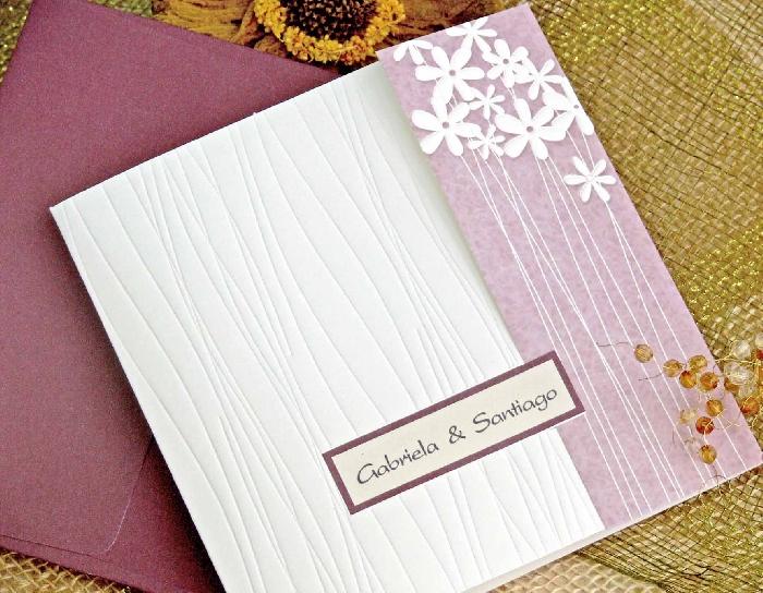 Invitatie de nunta cod 32717